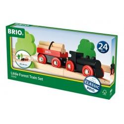 BRIO® 33042 Conjunto Pequeño de Tren por el Bosque