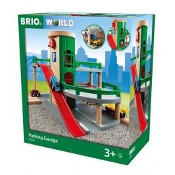 BRIO® 33204 Garaje para Aparcar