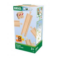 BRIO® 33394 Pack de Vías de Inicio