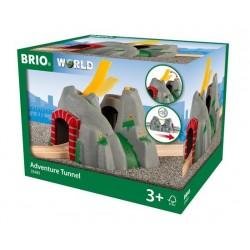 BRIO® 33481 Túnel de Aventuras