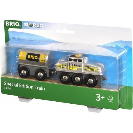 BRIO® 33500  Tren Especial Edición Argento
