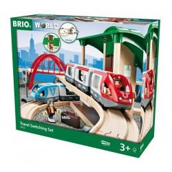 BRIO® 33512 Conjunto de Viaje de Conexión