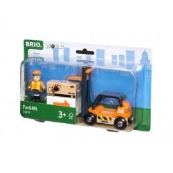 BRIO® 33573 Carretilla Elevadora