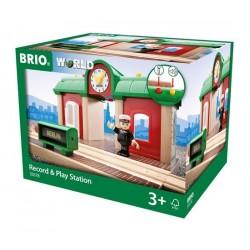 BRIO® 33578 Estación de Grabar y Reproducir