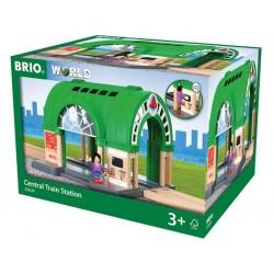 BRIO® 33649 Estación Central de Trenes