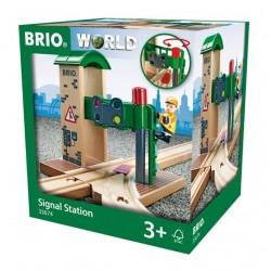 BRIO® 33674 Estación de Rumbo