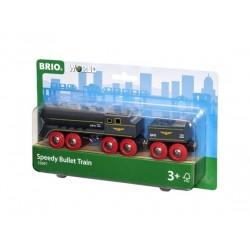 BRIO® 33697 Tren Bala de Alta Velocidad