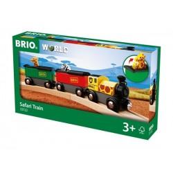 BRIO® 33722 Tren de Safari