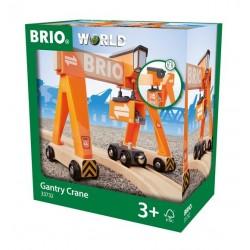 BRIO® 33732 Grúa de Pórtico