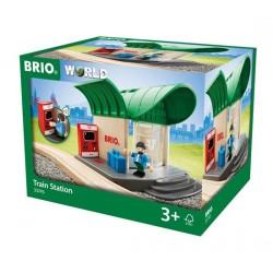 BRIO® 33745 Estación de Tren