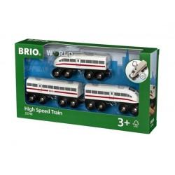 BRIO® 33748 Tren de Alta Velocidad
