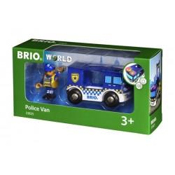 BRIO® 33825 Furgoneta de Policía