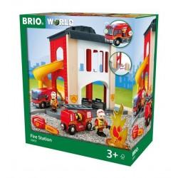 BRIO® 33833 Estación de Bomberos