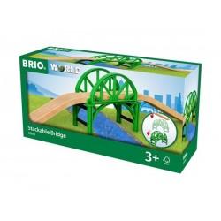 BRIO® 33885 Puente Apilable