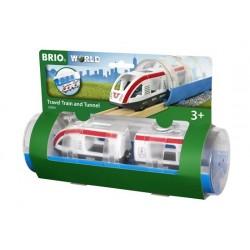 BRIO® 33890 Tren de Pasajeros y Túnel
