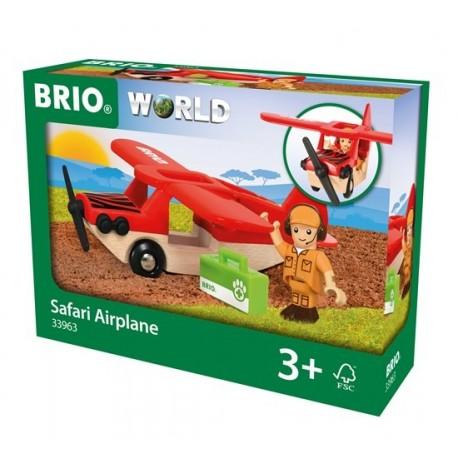 BRIO® 33963 Avioneta de Safari