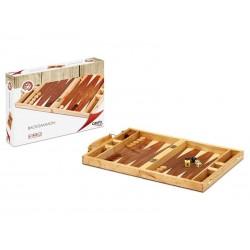 Cayro  Maletín Backgammon Marquetería