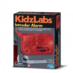 4M Kit de Alarma Intrusos