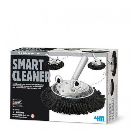 4M Limpiador Inteligente
