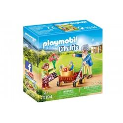 Playmobil® 70194 Abuela con Niña
