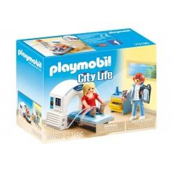 Playmobil® 70196 Radiólogo