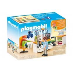 Playmobil® 70197 Oftalmólogo