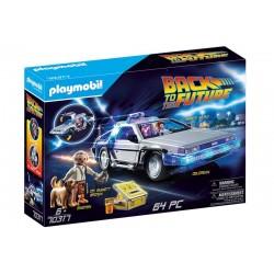 Playmobil® 70317 DeLorean Regreso al Futuro