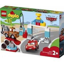 Lego® 10924 Día de la Carrera de Rayo McQueen