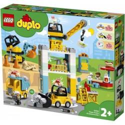 Lego® 10933 Grúa Torre y Obra
