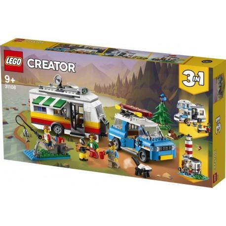 Lego® 31108 Vacaciones Familiares en Caravana