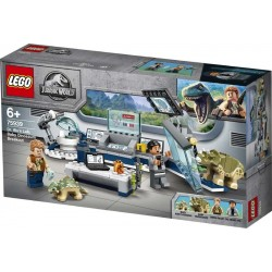 Lego® 75939 Laboratorio del Dr. Wu: Fuga de las Crías de Dinosaurio