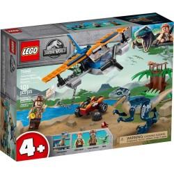 Lego® 75942 Velocirraptor: Misión de Rescate en Biplano