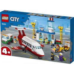 Lego® 60261 Aeropuerto Central