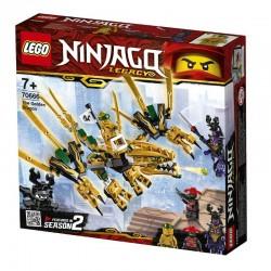 Lego® 70666 Dragón Dorado
