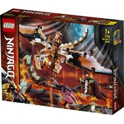 Lego® 71718 Dragón de Batalla de Wu
