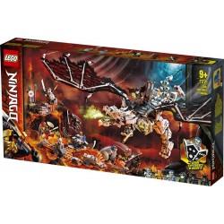 Lego® 71721 Dragón del Brujo de los Muertos