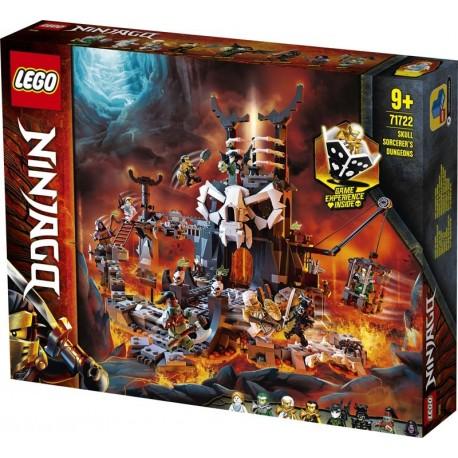 LEGO® 71722 Mazmorras del Brujo de los Muertos