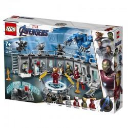 Lego® 76125 Iron Man: Sala de Armaduras