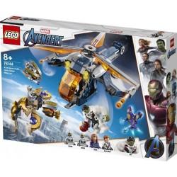 Lego® 76144 Vengadores: Rescate en Helicóptero de Hulk