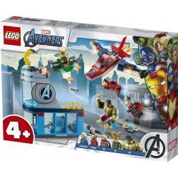 Lego® 76152 Vengadores: Ira de Loki