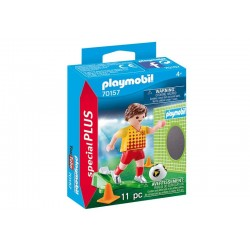 Playmobil® 70157 Jugador de Fútbol