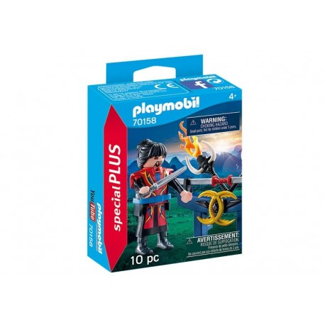 Playmobil® 70158 Guerrero Asiático