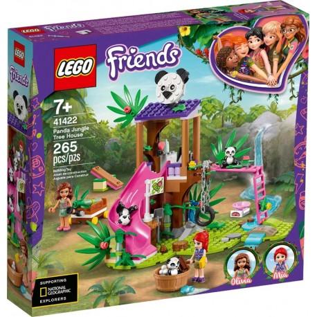 LEGO® 41422 Casa del Árbol Panda en la Jungla