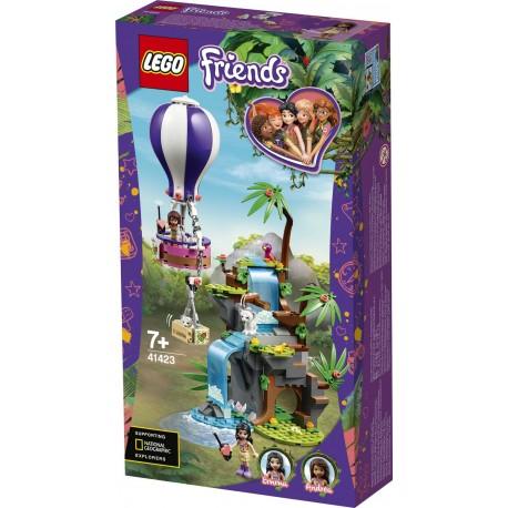 LEGO® 41423 Rescate en la Jungla del Tigre en Globo