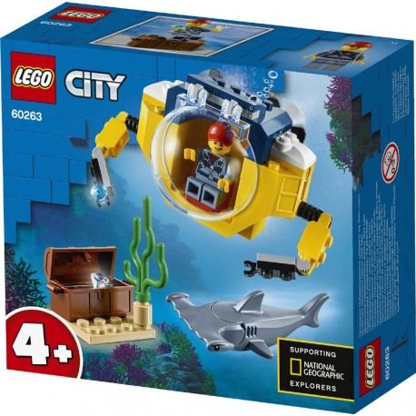 Lego® 60263 Océano: Minisubmarino