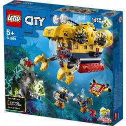 Lego® 60264 Océano: Submarino de Exploración