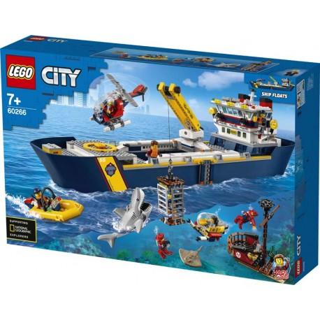 Lego® 60266 Océano: Buque de Exploración