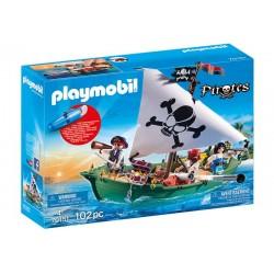 Playmobil® 70151 Barco Pirata con Motor Submarino