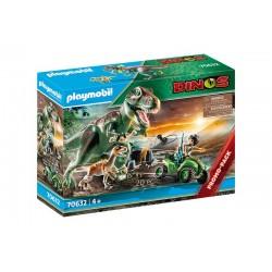 Playmobil® 70632 Ataque del T-Rex