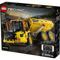 Lego® 42114 Dúmper Articulado Volvo 6x6